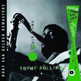 Sonny Rollins, Worktime, 00888072312234