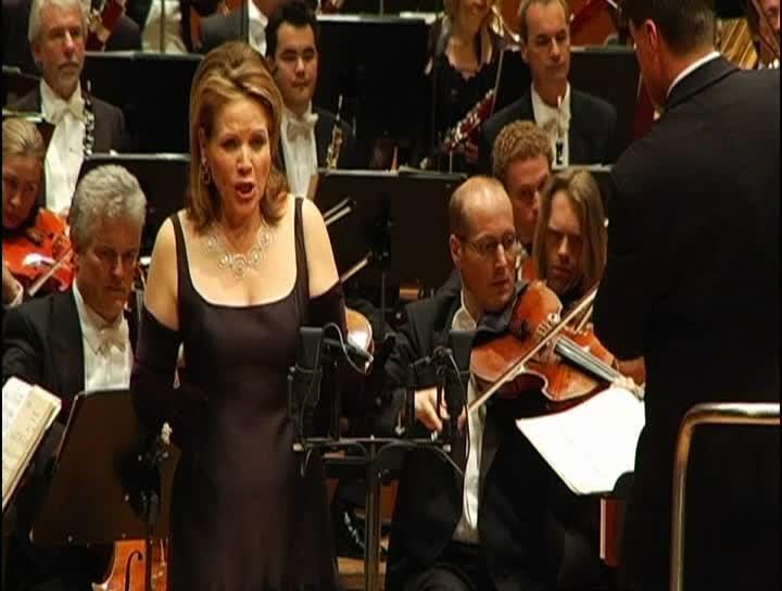 Strauss - Vier Letzte Lieder