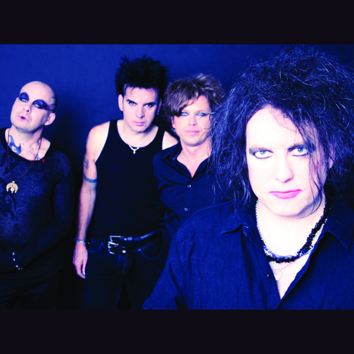 The Cure – 2008