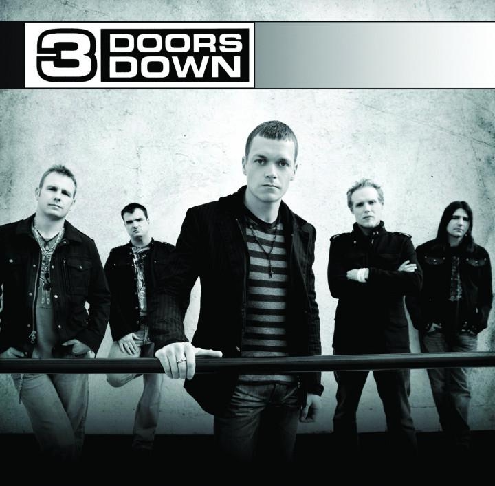 3 Doors Down Album 2008 Cover
