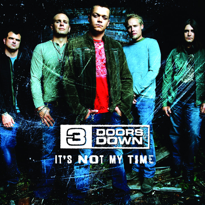 3 Doors Down Single Cover 2008