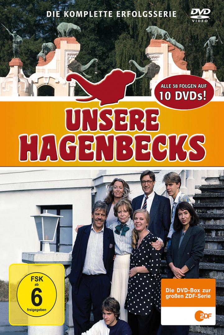 Unsere Hagenbecks - die komplette Serie 0602517864931