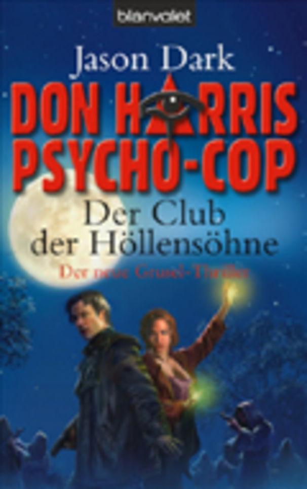 Don Harris - Psycho Cop, Die Bücher