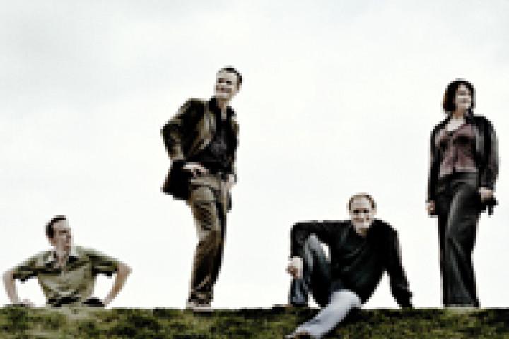 Fauré Quartett © Kasskara / Deutsche Grammophon