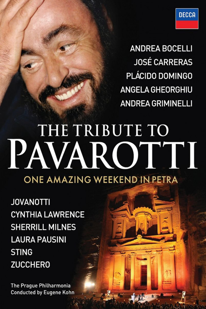 The Tribute To Pavarotti 0044007433317