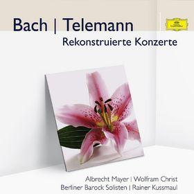 Audior, J.S. Bach/Telemann - Rekonstruierte Konzerte, 00028948020225