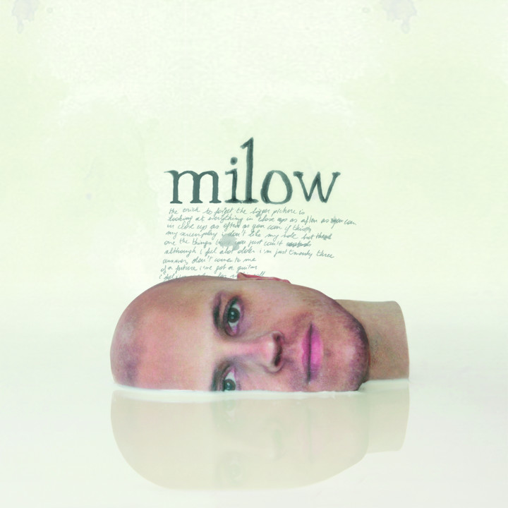 Milow Album Cover 2009