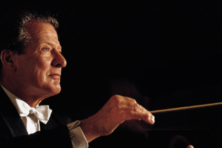 Sir Neville Marriner © Decca / Richard Holt