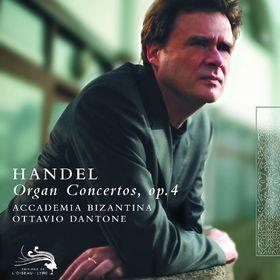 Handel: Organ Concertos, Op.4, 00028947814658