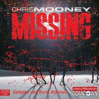 Chris Mooney, Missing