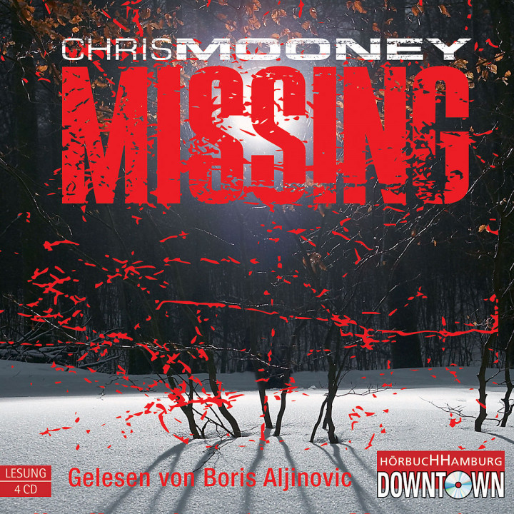 Chris Mooney: Missing 9783869090061