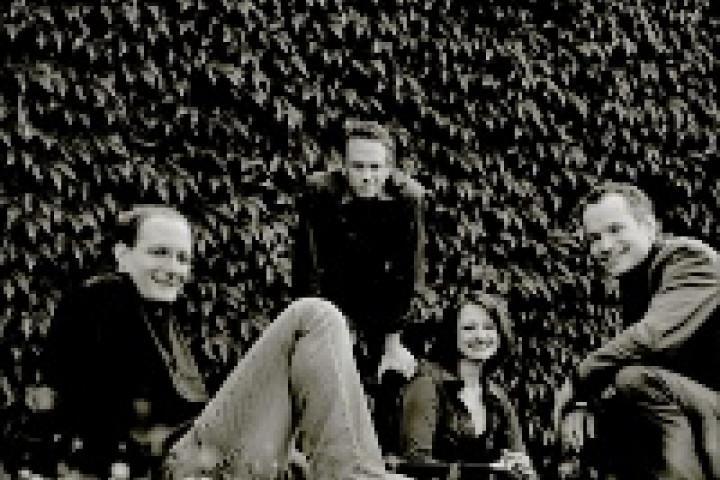 Fauré Quartett © Mat Hennek  / Deutsche Grammophon