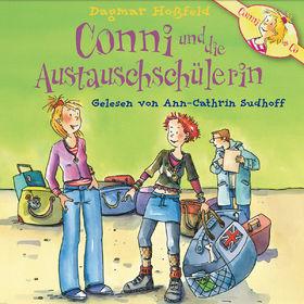 Conni, Conni & Co 03: Dagmar Hoßfeld: Conni und die Austauschschülerin, 00602517991002