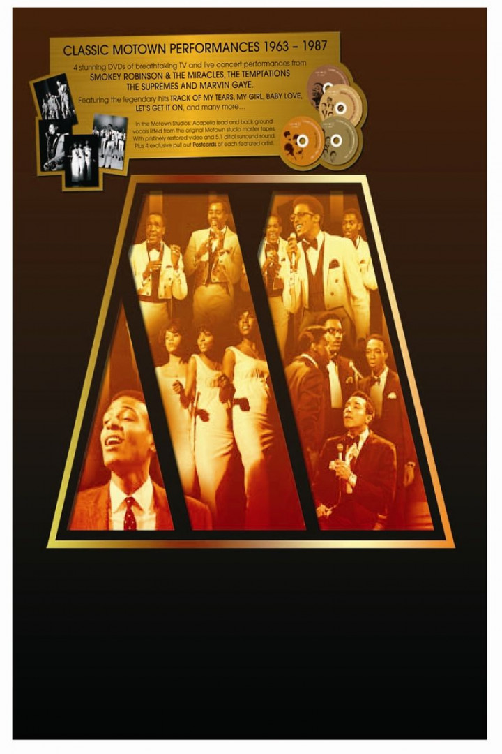 Classic Motown Performances 1963-1987 0602517432376