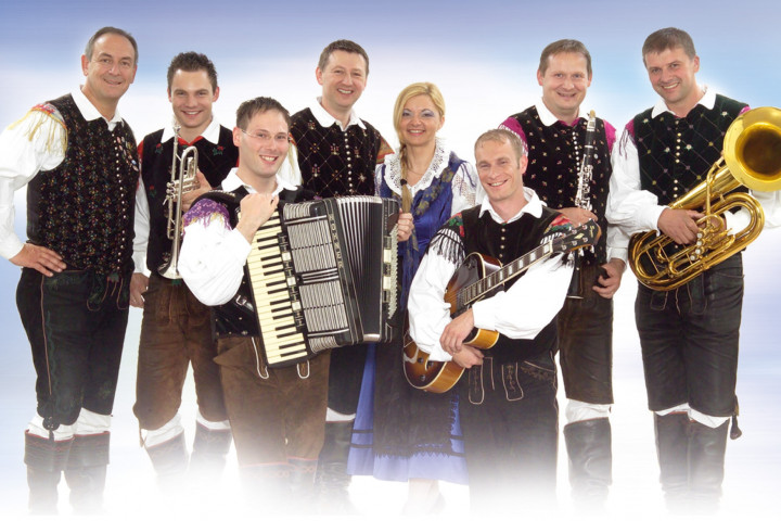 Die Jungen Original Oberkrainer 2007