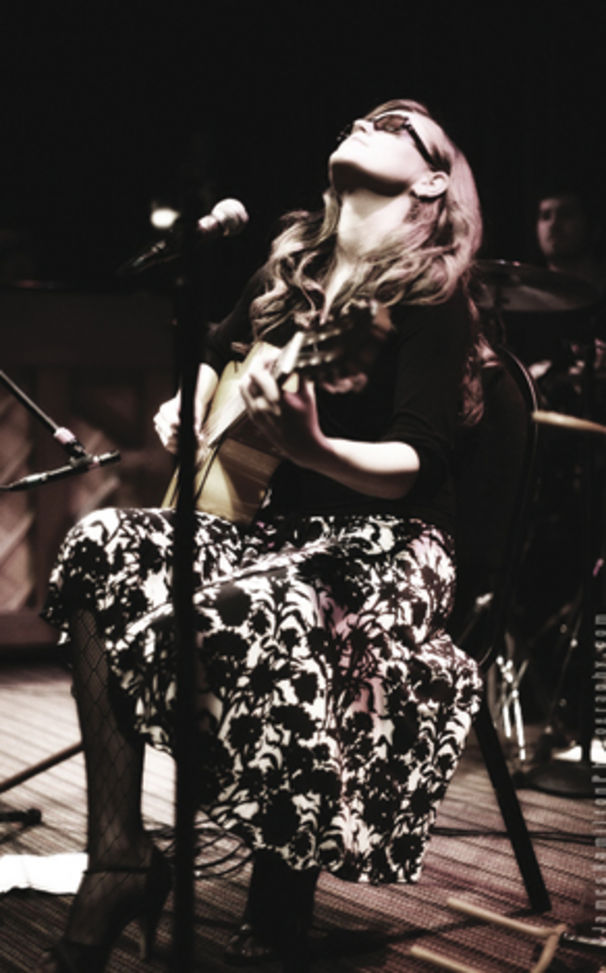 Melody Gardot, Melody Gardot - Live-EP als Appetizer
