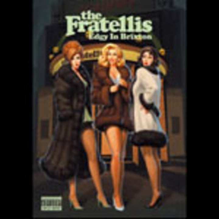 Fratellis - Edgy In Brixton DVD