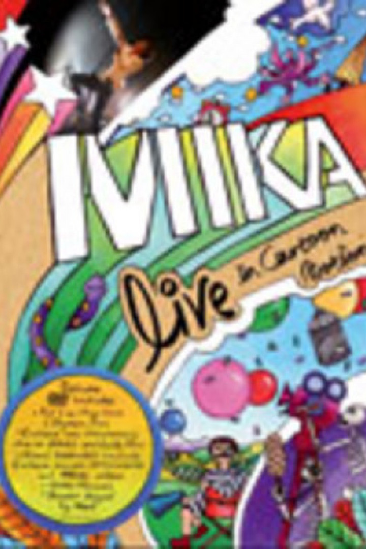 Mika - Live In Cartoon Motion DVD