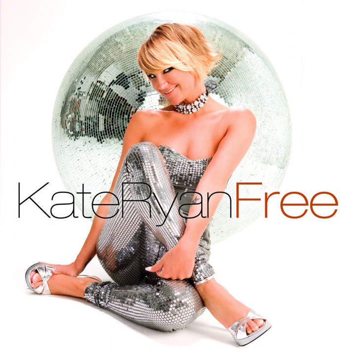 Katy Ryan - Free - Albumcover