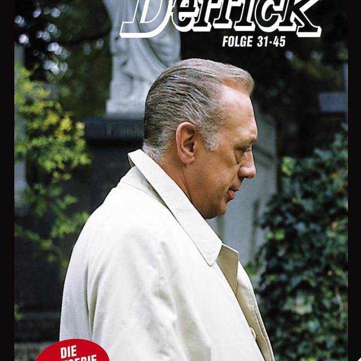 Derrick Collector's Box Vol. 3 (5 DVD / Ep. 31-45) 4032989601806