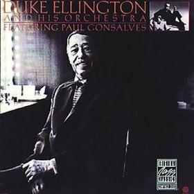 Duke Ellington, Duke Ellington And His Orchestra Featuring Paul Gonsalves, 00025218662321
