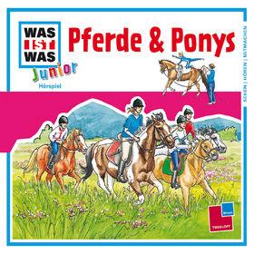 Was ist Was Junior, Folge 02: Pferde und Ponys, 09783788628017