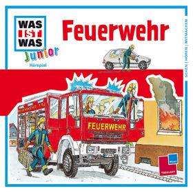 Was ist Was Junior, Folge 05: Feuerwehr, 09783788628048