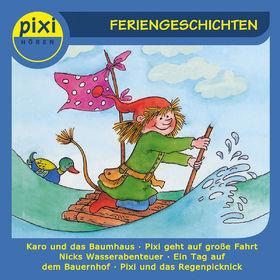 Pixi Hören, Feriengeschichten, 00602527038070