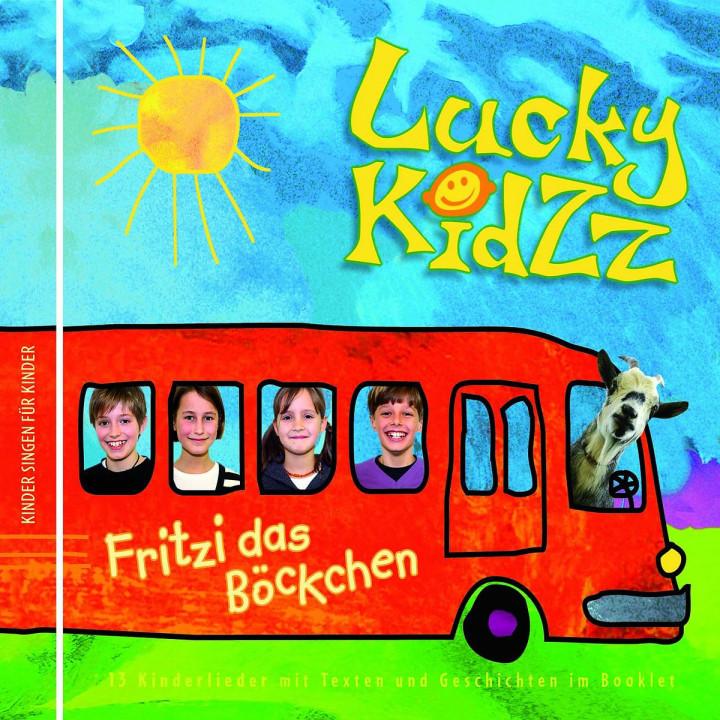 Lucky Kidzz Fritzi das Böckchen