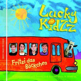 Lucky Kidzz, Fritzi das Böckchen, 04260105781006
