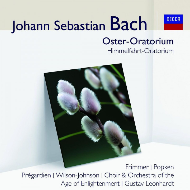 Bach, J.S.: Easter Oratorio/Ascension Oratorio