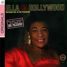 Ella Fitzgerald, Ella In Hollywood, 00602517967007