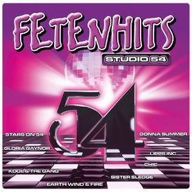 FETENHITS, Fetenhits Studio 54, 00600753175187