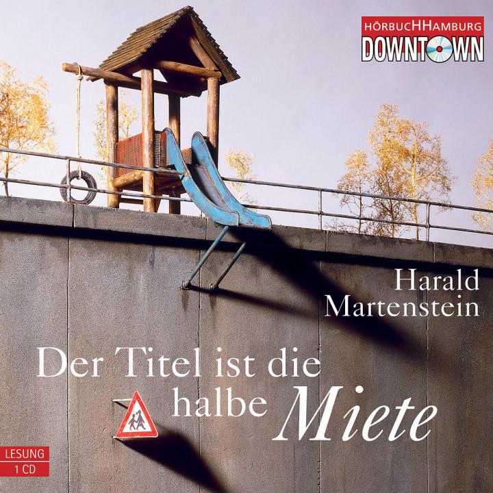 Harald Martenstein: Der Titel ist die halbe Miete