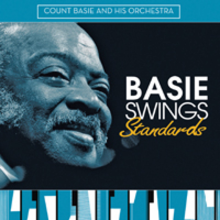Count Basie And His Orchestra - Basie Swings Standards