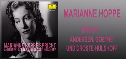 Marianne Hoppe, Die Grande Dame und Andersen