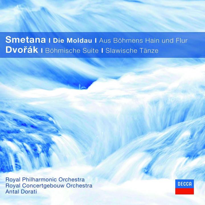 Smetana/Dvorák - Die Moldau/Böhmische Suite