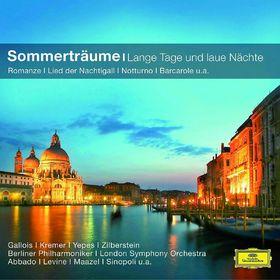 Classical Choice, Sommerträume - für heiße Tage und laue Nächte, 00028948021796