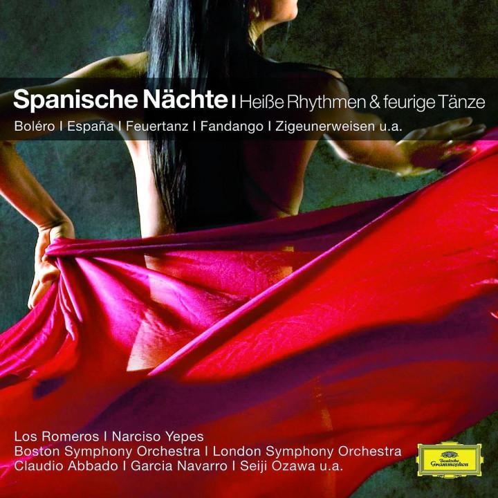 Spanische Nächte - Heiße Rhythmen & feurige Tänze