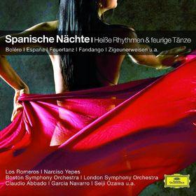 Classical Choice, Spanische Nächte - Heiße Rhythmen & feurige Tänze, 00028948021734