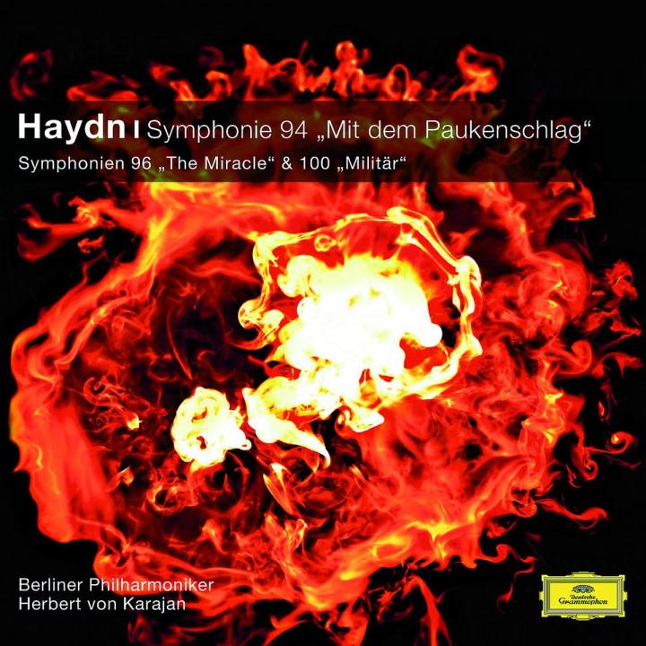 Haydn - Symphonie Nr. 94,96,100