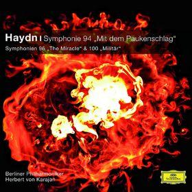 Classical Choice, Haydn - Symphonie Nr. 94,96,100, 00028948021819