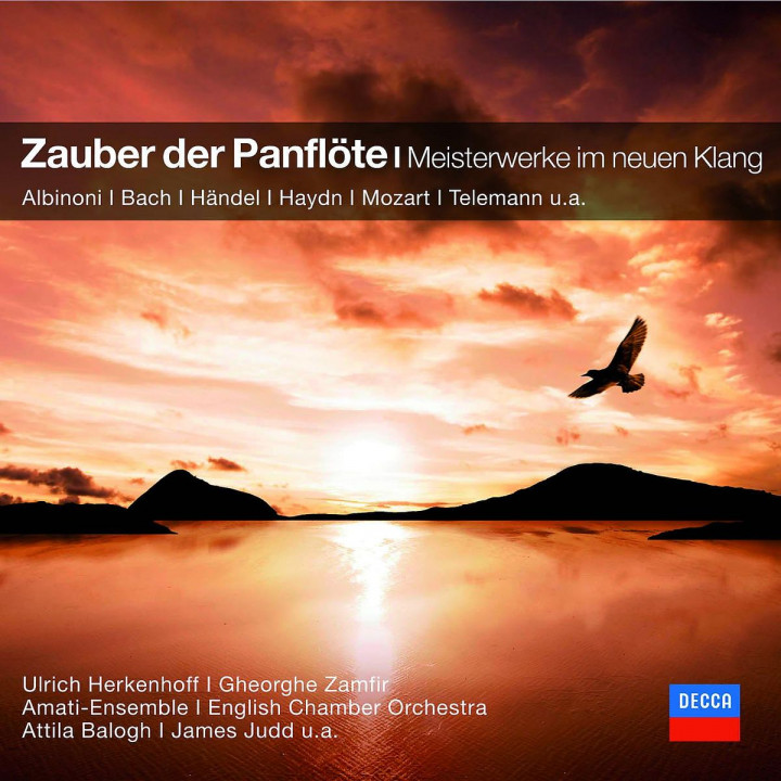 Zauber der Panflöte - Meisterwerke im neuen Klang