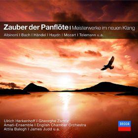 Classical Choice, Zauber der Panflöte - Meisterwerke im neuen Klang, 00600753177709
