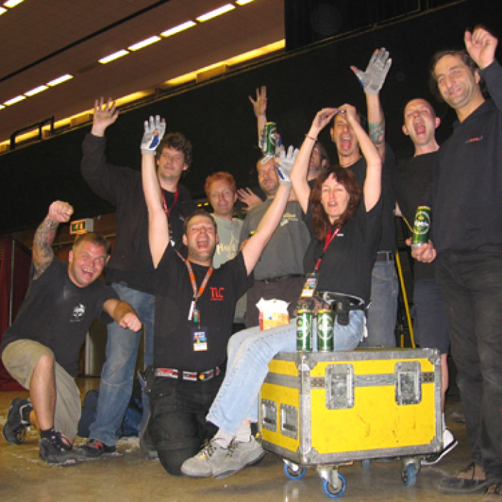 James Last—Tour 2004_23