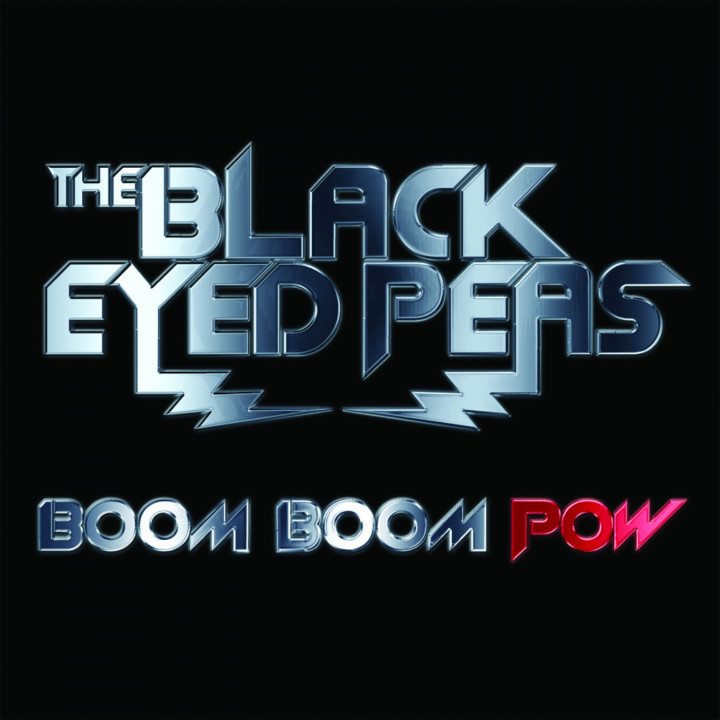 Black Eyed Peas Boom Boom Pow Cover