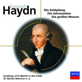 eloquence, Joseph Haydn: Die großen Oratorien & Messen [Eloquence], 00028948018987