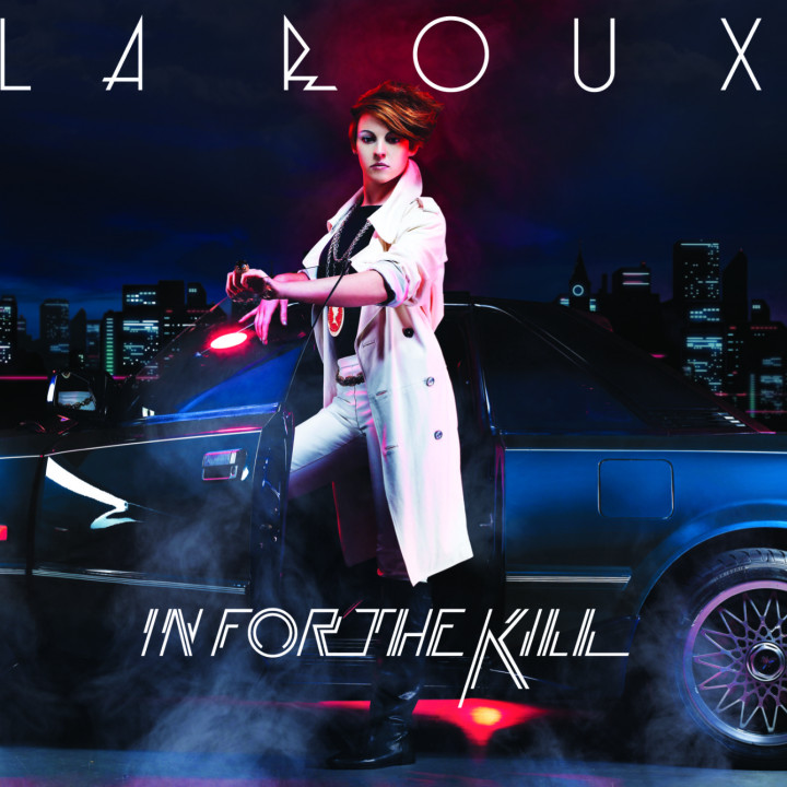 La Roux Singel Cover 2009