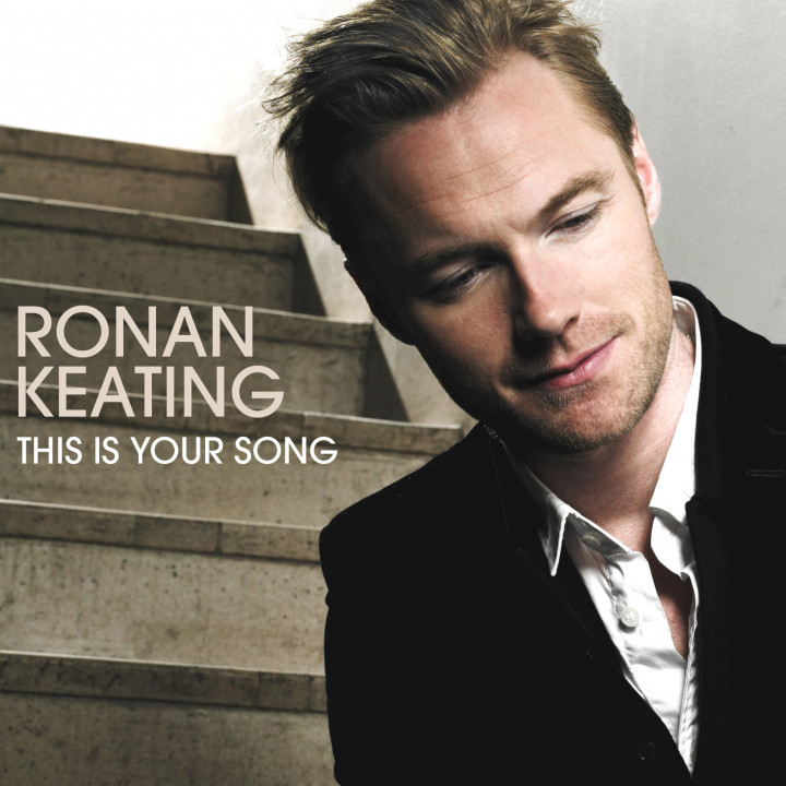 Ronan Keating Single Cover 2009
