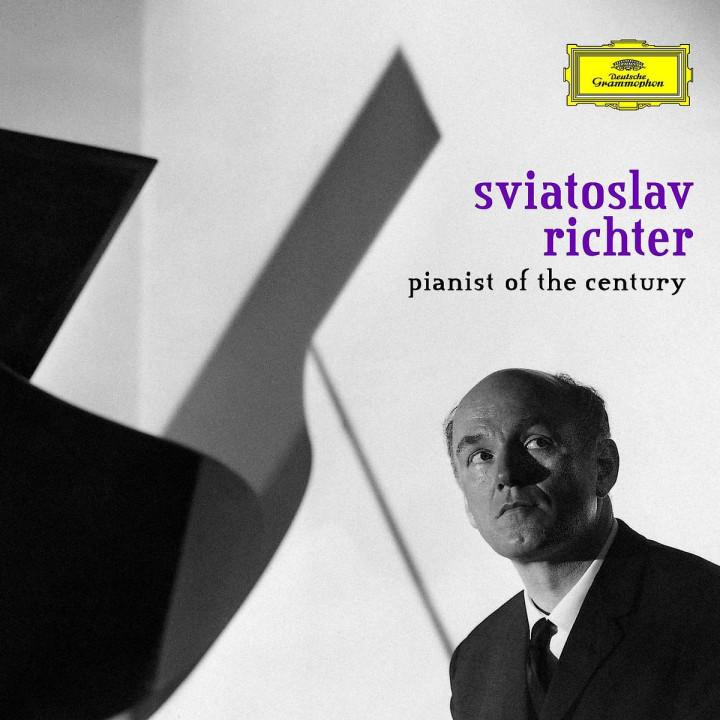 Sviatoslav Richter - Complete DG Solo / Concerto Recordings